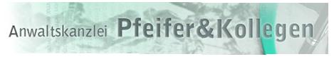 Pfeiffer&Kollegen